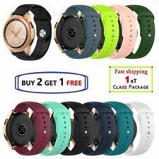 Samsung Galaxy Watch Active 2 40/42/44mm Silicone Sport Band Bracelet Strap
