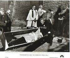 HAMMER HORROR PETER CUSHING FRANKENSTEIN AND THE MONSTER FROM HELL ORIG #5