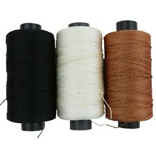 350M Thread Sewing Waxed Line Nylon Cobbler Shoe Repair Cord String Twine Line