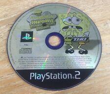 SPONGEBOB SQUAREPANTS : REVENGE OF THE FLYING DUTCHMAN - KIDS CHILD PS2 GAME VGC
