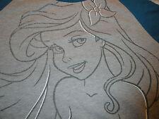 2xl Ariel Raglan Long Sleeved Disney Parks Shirt NWT 2 Sided