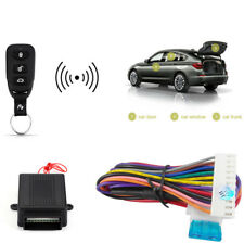 Car Remote Control Central Door Window Trunk Lock Locking Keyless Entry System