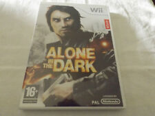 "NINTENDO WII ""ALONE IN THE DARK"" USATO"