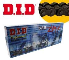 DID Drive Shaft Chain 530 ZVMX X-Ring 116 LINKS RIVET LINK GOLD 530zvmxggx116zb