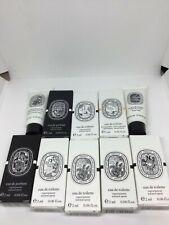 10 DIPTYQUE Perfume 2ml Sample Do son rose sens minthe Lotion Body bag New