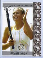 "MARIA SHARAPOVA 2003 '""1ST EVER PRINTED"" PREMIUM TENNIS ROOKIE CARD! RUSSIA!"