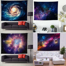 NEBULA STAR GALAXY TAPESTRY BOHEMIA BEDSPEAD BEACH TOWEL MAT DECO WALL HANGING