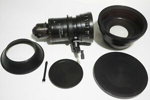16OPF 12-1/(2.5 /T2.8)10-100mm.with mount kinor-16mm. 0.75x wide angle