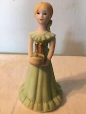 Birthday Girl Growing Up Age 11 Enesco Golden Blonde Ceramic