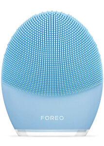FOREO Luna 3 for Combination Skin Blue Facial Cleansing Brand New Free Shipping