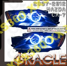 ORACLE Headlight HALO RING KIT for Mazda CX7 CX-7 07-12 BLUE LED Angel Eyes