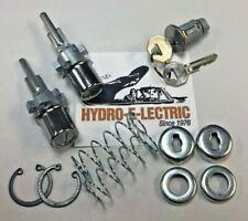 NEW 1955-1959 Chevrolet & GMC Truck Ignition & Double Door lock set- GM Keys