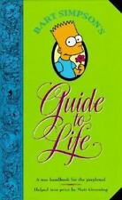 The Simpsons: Bart Simpson's Guide to Life by Matt Groening (2006, Hardcover)