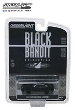 GreenLight 1/64 Black Bandit Series 20 - 1976 Ford Mustang II Cobra II 27960-E