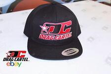 Drag Cartel Snapback Hat - Black