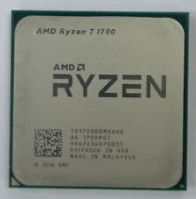 AMD Ryzen 7 1700 Desktop Processor AM4 Eight Core YD1700BBM88AE R7 1700