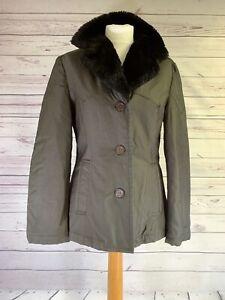 DOLCE GABBANA Jacket | Dolce Gabbana Coat Womens Small | Olive Green