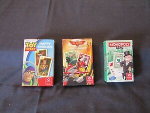 ASSORTED CARD GAMES ( CHOOSE ).