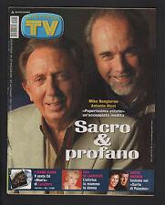 SORRISI 24/2001 FRANCO BATTIATO ZUCCHERO FORNACIARI TV LOCALI MTV VIVA ITALIA 7