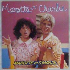 Marotte et Charlie 45 Tours 1990