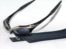 Oakley Splice Black Chrome Sonnenbrille Juliet Pit Plate Monster Valve 03-721