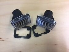 Land Rover Defender 300Tdi Clear Indicator Side Repeater Light PAIR  XGB000020