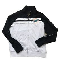 '47 Brand Miami Dolphins Full Zip Jacket Men's Large NEW without tags