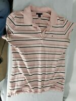 Tommy hilfiger womens polo shirt Large