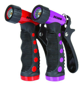 Dramm 10-12720 Assorted Colors Touch N' Flow Adjustable Pattern Spray Pistol