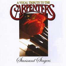 The Carpenters - Hits - Vocal Tribute to the Carpenters - CD - BRAND NEW SEALED