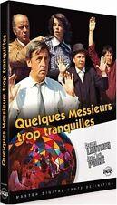 DVD *** QUELQUES MESSIEURS TROP TRANQUILLE *** J Lefebvre, M Galabru, ...