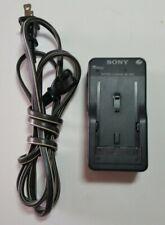 Sony BC-V615 Charger Genuine OEM for Camcorder Batteries