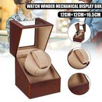 Uhrenbeweger Uhrenbox für Uhr Watchwinder Automatisch Kasten Uhrendreher M5 Z5B5