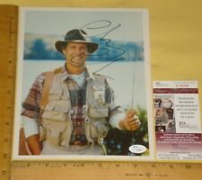 """REAL JSA Authentic Chevy Chase Signed 8""""X10"""" Color Photo #1 James Spencer HTF"""