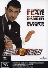 Johnny English (DVD, 2003)