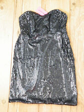 BNWT Stunning Vicky Martin Sequin Dress 10 RRP £94 Wedding Christmas Party Prom