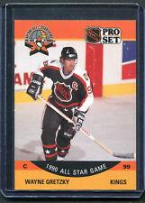 1990 Pro Set Wayne Gretzky AS #340 Nm/mt