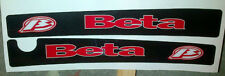 Beta Rev 3 Carbon Effect  Swinging Arm Decals  Moto-X quality thick decals
