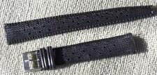 LAST ONES! 16mm vintage dive watch band rubber original 1960s/70 NOS great price