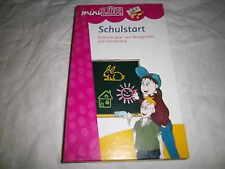 Mini LÜK Kasten + 3 Hefte Rechenfuchs 2 Klasse Schulstart Rechtschreibspiele