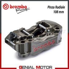 Pinza Freno Radiale Brembo Racing Sinistra da CNC P4 30/34 108 mm senza Past