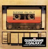 Various Artists - Guardianes de la Galaxia: Awesome Mezcla Vol.1 Nuevo CD