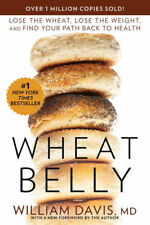 Wheat Belly by William Davis Brand New Original Paperback Edition Book WT7125