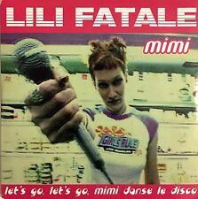 Lili Fatale CD Single Mimi - France (VG/EX+)