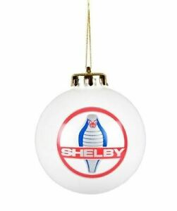 Ornament - 2014 Shelby Foundation * Cobra * Rare Collectible * Ships FREE to USA