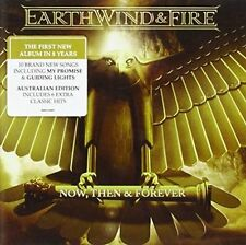 EARTH, WIND & FIRE - NOW THEN & FOREVER [AUSTRALIAN EDITION] USED - VERY GOOD CD