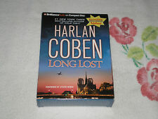 LONG LOST by HARLAN COBEN  -AUDIO-  -FM-