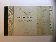 """GB Mint Stamps PRESTIGE STAMP BOOKLET """"The Royal Society"""""""