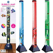 90cm Colour LED Bubble Water Fish Tank Large Lamp Tube Mood Light Changing