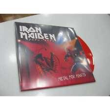 Iron Maiden  LP  Metal for mantis